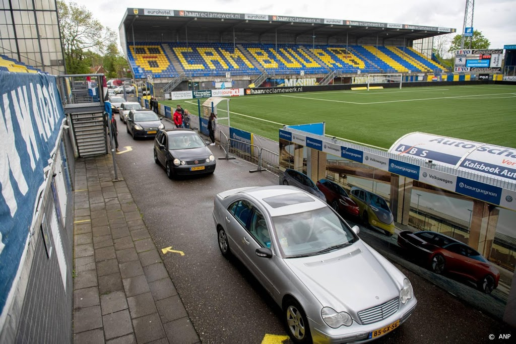 Exciting Day For Sc Cambuur And De Graafschap Newsabc Net
