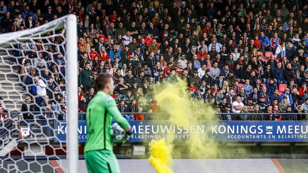 KNVB en clubs klaar met gedrag fans: misstanden moeten stoppen