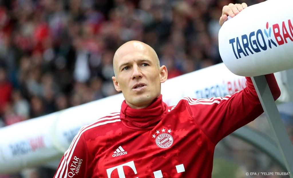 Robben praat media bij over plan voor rentree bij FC Groningen thumbnail
