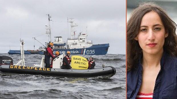 'Russen arresteren Greenpeace-actievoerders'