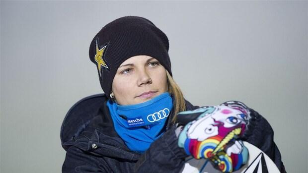 Routine voorkomt angst bij snowboardster Maas