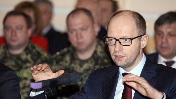 Premier Oekraïne laat ramp onderzoeken