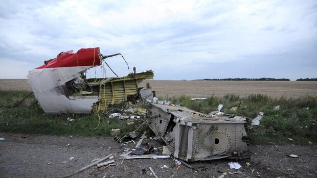 'Toestel uit lucht geschoten waarschijnlijker dan ongeluk'