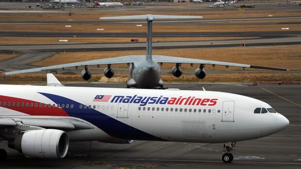 'Toestel Malaysia Airlines is neergeschoten'