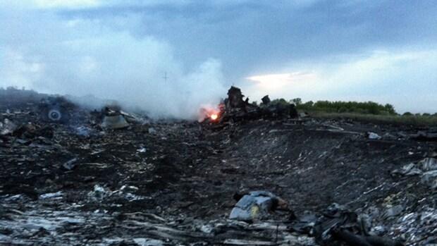 Nederlanders aan boord rampvliegtuig Malaysia Airlines