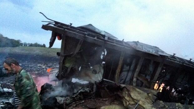 KLM bedroefd na berichten over crash Malaysia Airlines