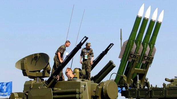 'Russen manipuleerden satellietbeelden MH17'