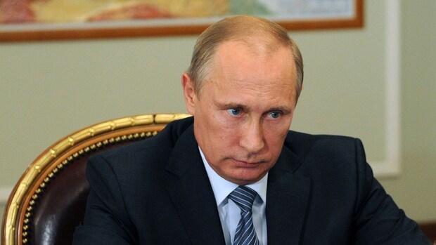 Poetin: Oekraïne sluit crashsite MH17 af