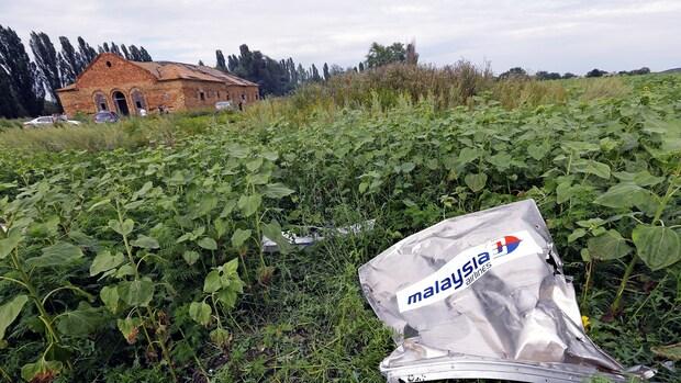 Delen rampgebied MH17 door niemand doorzocht