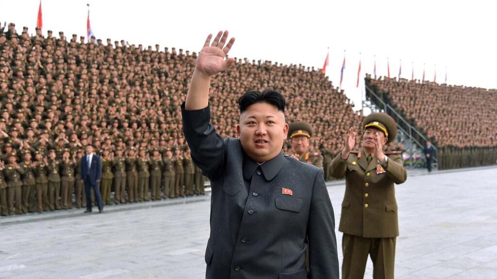 Kim Jung Un Tot