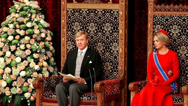 Koning Willem-Alexander verleent ontslag