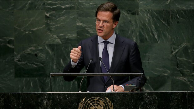 Emotionele toespraak Rutte: 'Nederland zal pijn jaren voelen'