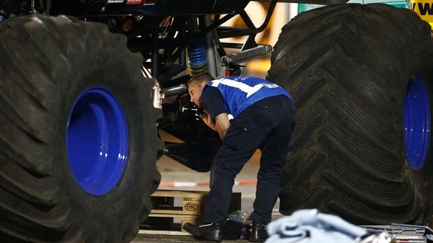 Chauffeur monstertruck: Justitie maakt fouten