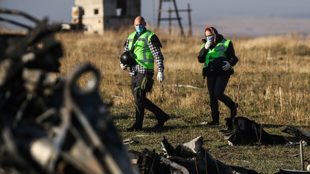 Weer menselijke resten MH17 gevonden