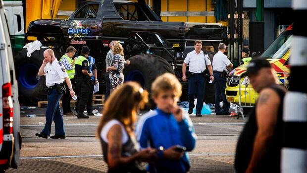 Nabestaande monstertruckdrama in tranen na besluit burgemeester