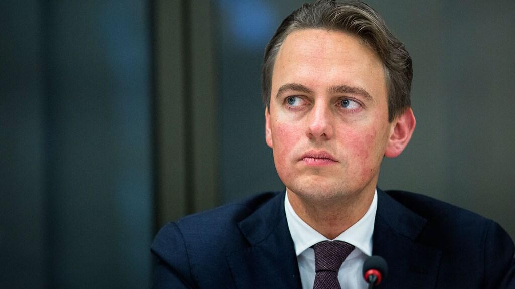 Henk Nijboer (PvdA): ''De woningnood mag geen verdienmodel zijn''.(Tekst gaat onder foto verder)