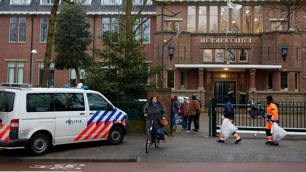 Verdachte steekpartij school Den Haag langer vast