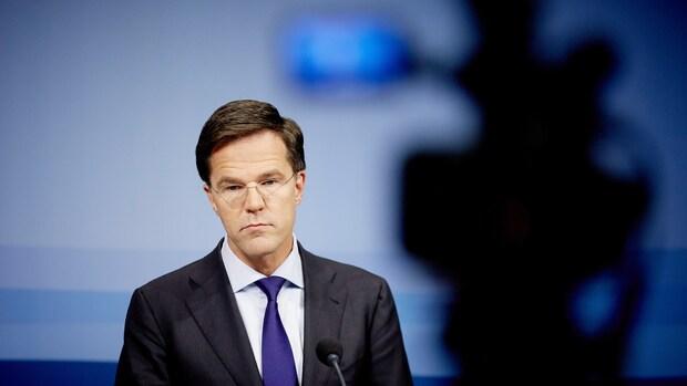 Premier Rutte: Het kabinet verliest twee gedreven vakmensen