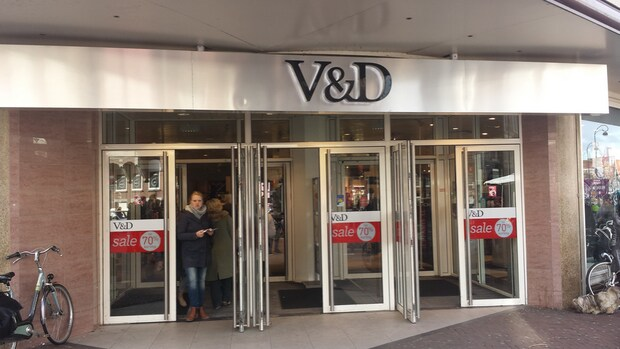 'V&D blijft alleen in slechte panden zitten'