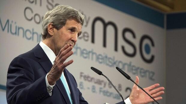 John Kerry: IS significant teruggedrongen