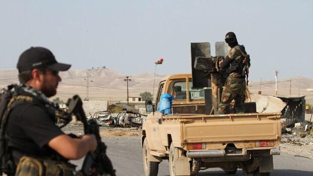 Grote operatie tegen IS in Mosul