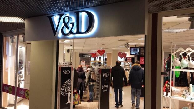 Weinig vertrouwen in voortbestaan V&D