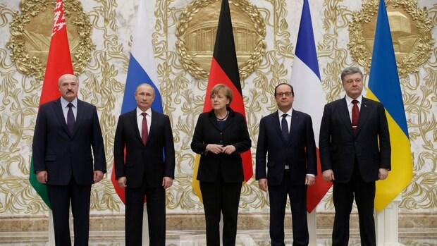 Scepsis in Brussel over akkoord Oekraïne