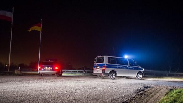 Duitsland controleert auto's uit Denemarken