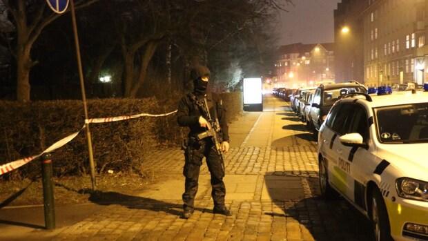 Kopenhagen in ban terreuraanslagen