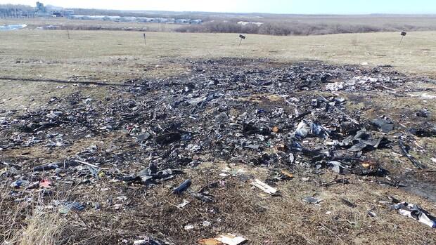 Foto's: nog veel wrakstukken in niet-doorzocht gebied MH17