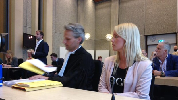 Rechter oordeelt opnieuw over seksfilmpje Chantal