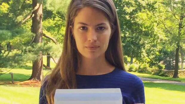 Model tegen Mark Rutte: 'Ga niet in beroep!'