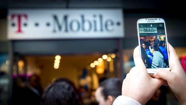 Sommige T-Mobile-klanten krijgen 5G zonder bijbetalen