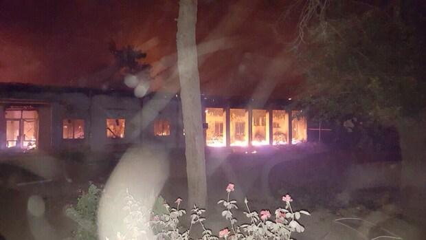 Luchtaanval op ziekenhuis Kunduz was 'menselijke fout'