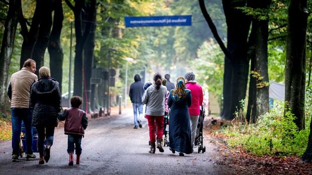 Vluchtelingen Heumensoord vervelen zich