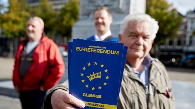 Toch nog spannend: ja-kamp referendum groeit