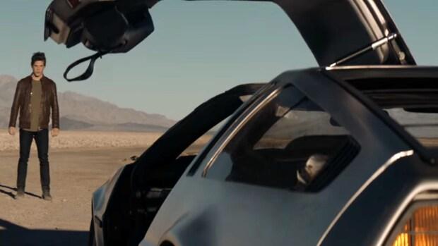 DeLorean wil elektrische versie van Back to the Future-auto maken