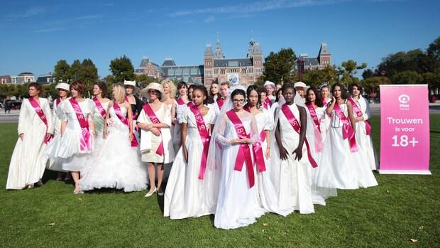 Elk jaar 250 illegale kindhuwelijken in Nederland