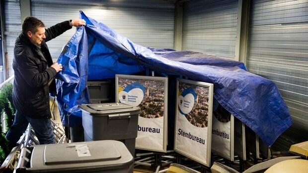 Rechter: Er zijn genoeg stembureaus voor GeenPeil-referendum