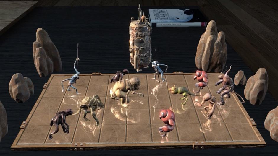 Citaten Uit Star Wars : Holografisch schaakspel uit star wars wordt werkelijkheid