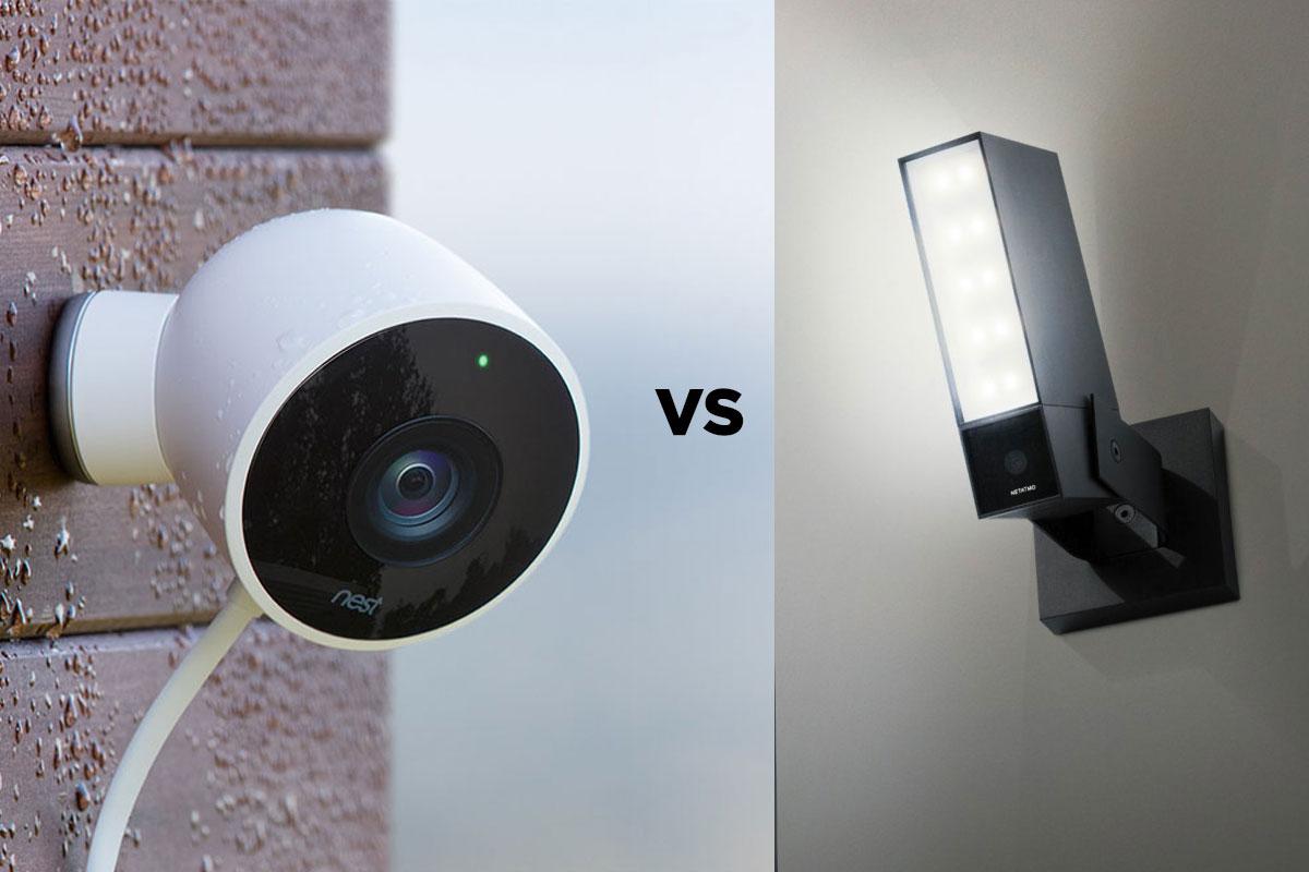 test outdoorcamera 39 s nest outdoor vs netatmo presence. Black Bedroom Furniture Sets. Home Design Ideas