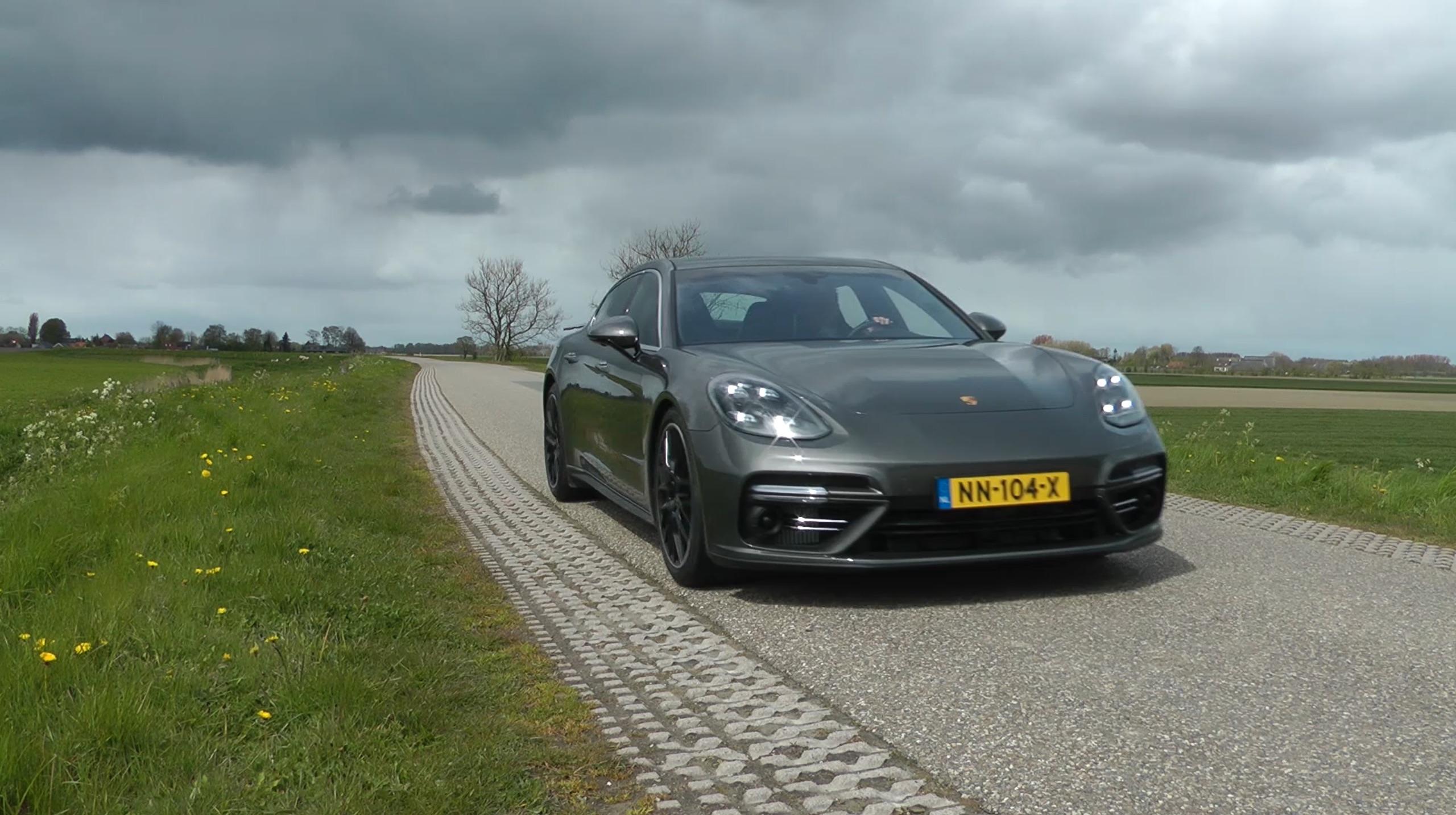 Eerste Indruk Porsche Panamera Executive Bright Nl
