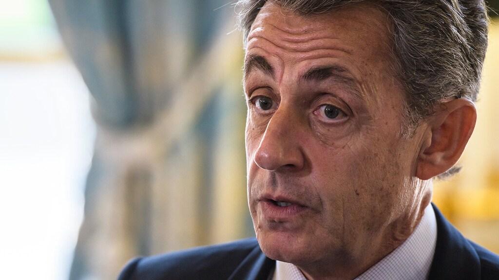 Franse ex-president Sarkozy krijgt één jaar gevangenisstraf