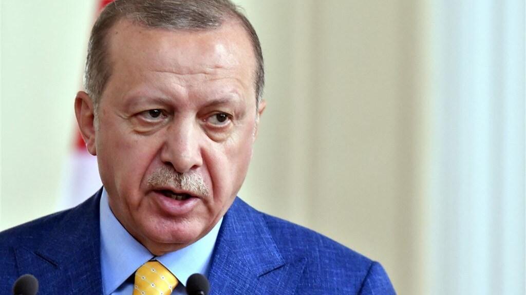 President Erdogan (archieffoto).