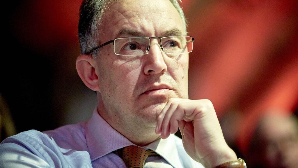 De Rotterdamse burgemeester Aboutaleb.