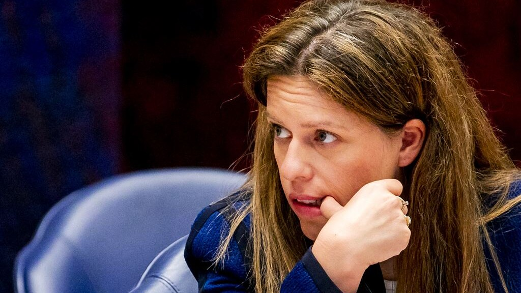 Minister Carola Schouten van Landbouw, Natuur en Voedselkwaliteit.