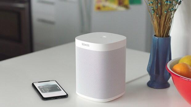 Sonos onthult nieuw systeem voor slimme speakers