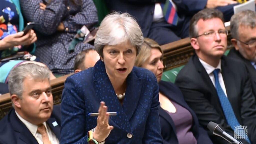 Theresa May (archieffoto).