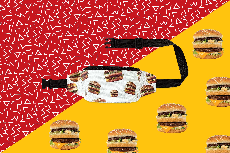 broeken spijkerjassen en bandana 39 s mcdonald 39 s komt met. Black Bedroom Furniture Sets. Home Design Ideas