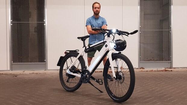Verslaat deze e-bike de auto voor woon-werkverkeer?